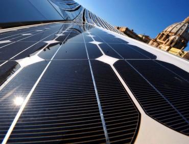 Grêle, Bris de panneaux photovoltaïque