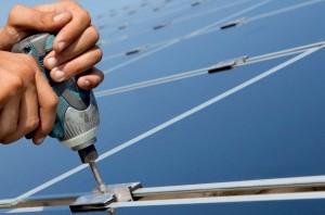 réparation dépannage infiltration fuite toiture panneaux d'installations solaire photovoltaïque