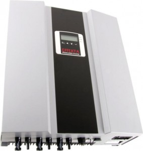 problème réparation dépannage changement onduleur photovoltaïque effekta