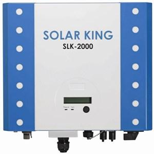 problème réparation dépannage changement onduleur photovoltaïque solar king